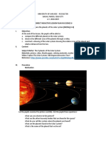 Indirect Lesson Plan Sample (SCIENCE)