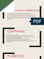 DESAYUNO PARA LA PARROQUIA-SISTEMA DE ECUACIONES