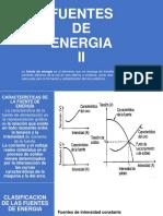 Fuentes de Energia II