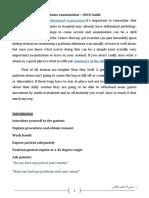 Stoma Examination – OSCE Guide