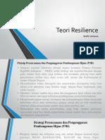 Materi 1-Teori Resilience