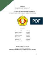 MAKALAH KKP HACCP