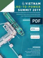 Vietnam LNG-To-Power Summit 2019_Agenda