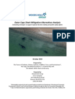 Shark Mitigation Alternatives Analysis Technical Report 10112019