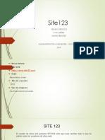 Site 123