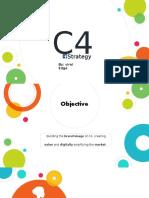 C4 Digital Strategy