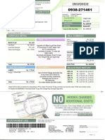 PTCL sample bill