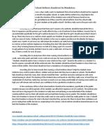 Position Paper (EAPP)