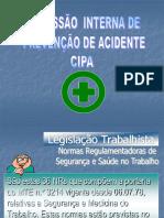FORMAÇÃO DE CIPA