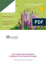 Handbook on Resilient cities.pdf