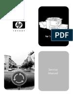 HP Color Laserjet 9850 Mfp (Service Manual)