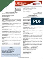 Minas Gerais , 01 de Abril de 2019 • Diário Oficial Dos Municípios Mineiros • ANO XI Nº 2472