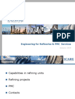 ICARE Group _ Engineering for Refineries & PMC _ January 2019