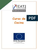 Curso Cocina 2010-2011