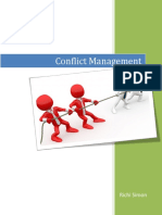 Conflict and Its Management