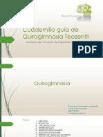 Cuadernillo Quirogimnasia Teozentli