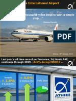 Presentation Athens Airport