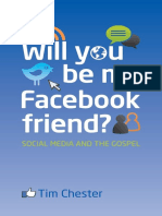 Tim Chester - Will you be my Facebook friend.epub