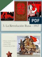 Clase 3 - La Revolución Rusa ST