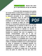 Fiscal Del Ministerio Publico