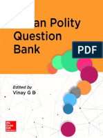 Question Bank for polity for upsc