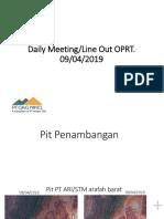 Daily Meeting 09-04-19 NIGHT