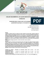 Análise Geoambiental Do Açude Angico No Municipio de Coreau - CE. Cópia (1)