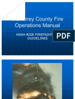 Monterey County High Rise Guidelines
