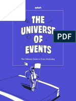 Splash Universe of Events Guide