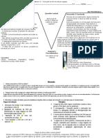 TP2 v de Gowin 1 - Extracção DNA Prof