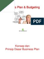 Bussines Plan & Budgeting