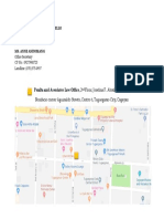 Sketch Address- Peralta Law