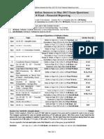 Gurukripa Guideline Answers May 2017 CA Final Financial Reporting