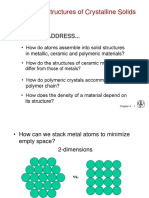 STRUCTURE OF CRYSTALLINE SOLIDS_CALLISTER BOOK.ppt