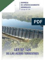 Ley Del Agua Para Imprimir