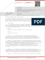 ANEXO N21 Decreto N41 Reglamento Ley20584 Sobre Fichas Clinicas