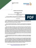 Acuerdo 03 - Cres1 - Julio 30 de 2009