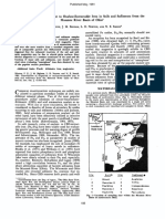 Contribution of Magnetite to Oxalate-Extractable Iron in Soils and Sediments from the Maumee River Basin of Ohio