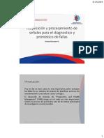 Adquisición y Procesamiento de Señales Para El Diagnóstico y Pronóstico de Fallas