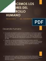 Psicología II Tema i - Factores Que Intervienen en El Desarrollo Humano