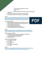 CBD Research - Summary