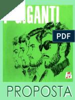 I Giganti - Proposta
