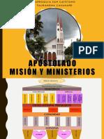 mision apostolado
