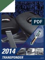 Catalogo de Transponder  2014.pdf