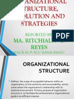 Organizational Structure1