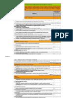 Listas de Chequeo Auditoria Externa Trinorma