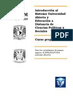 Curso propedeutico UNAM
