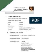 Curriculum Oficial