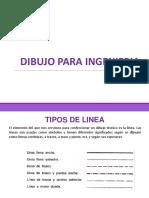 Lineas y Proyecciones