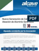Catalogo de Cables de Aleación de Aluminio Alcave-2018